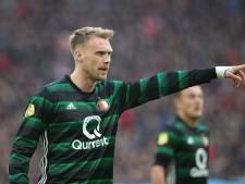Newcastle United hengelt naar Feyenoord-spits Jørgensen