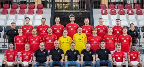 Oefenwedstrijd NIVO-Sparta tegen FC Den Bosch; geen test vooraf meer, maar alleen afstand houden