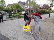 Heel even naar huis om babyspullen te halen in hermetisch afgesloten buurt Lelystad: 'Werd bijna misselijk van de stank'