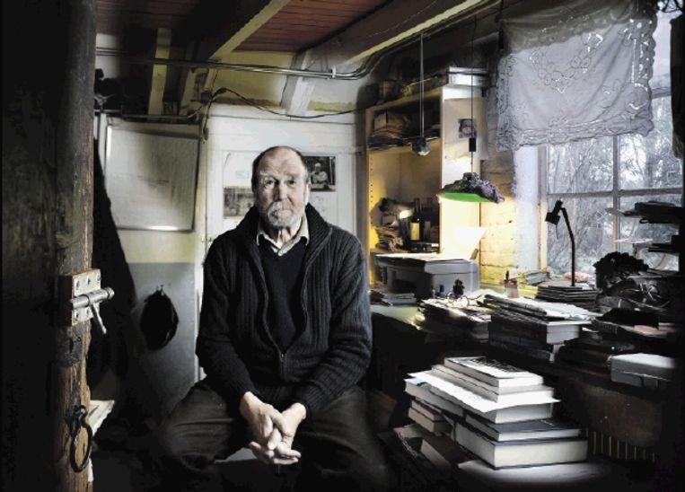 A.L. Snijders thuis in Lochem. Beeld Mark Kohn