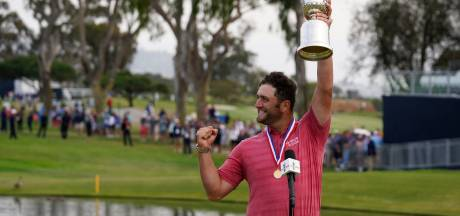 Spaanse golfer Jon Rahm wint US Open na tien dagen verplichte quarantaine