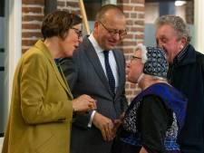 Staphorst loopt uit om afscheid te nemen van een geliefde burgemeester