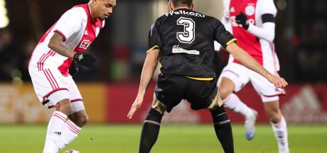 LIVE | NAC ontsnapt aan tweede tegentreffer Jong Ajax
