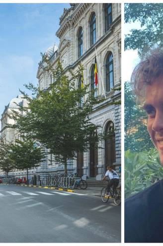 """""""Iemand moet mijn zoon hebben neergeslagen. Ik wil weten wie"""": mama van Dali (20) vraagt om duidelijkheid nadat student op klaarlichte dag in Gent zwaargewond werd aangetroffen"""