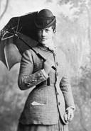 Vredesactiviste Bertha von Suttner was de perfecte intellectuele zielsverwant voor Alfred Nobel.