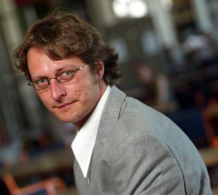 Professor Tom Decorte. Beeld PHOTO_NEWS