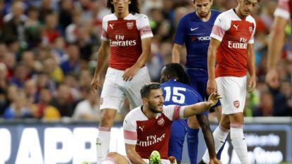 FT buitenland 03/08. Arsenal moet Kolasinac twee maanden missen - Neuer reageert op Özil-affaire