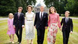 Belgisch hof trakteert op nieuwe foto's ter ere van vijfjarig koningschap