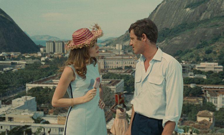 L'homme de Rio (1964). Beeld ARTE