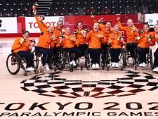Medaillespiegel Paralympische Spelen: Nederland eindigt met 25 goud op vijfde plek