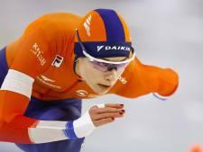 Kok wederom de sterkste op de 500m, persoonlijk record De Jong