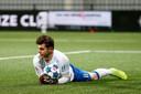Het einde van een tijdperk is in zicht: na acht seizoenen en ruim 150 wedstrijden neemt Stijn van Gassel na dit seizoen afscheid van Helmond Sport.
