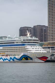 Nog meer Aida- schepen komen naar Rotterdam