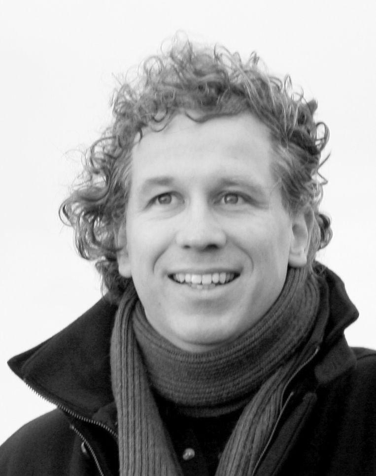 Rene Danen, Oud-gemeenteraadslid van De Groenen, werkte voor Greenpeace en Milieudefensie. Beeld -