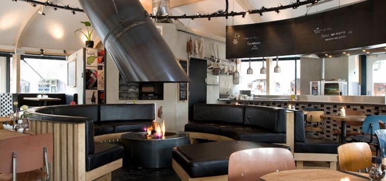 null Beeld Café Zurich