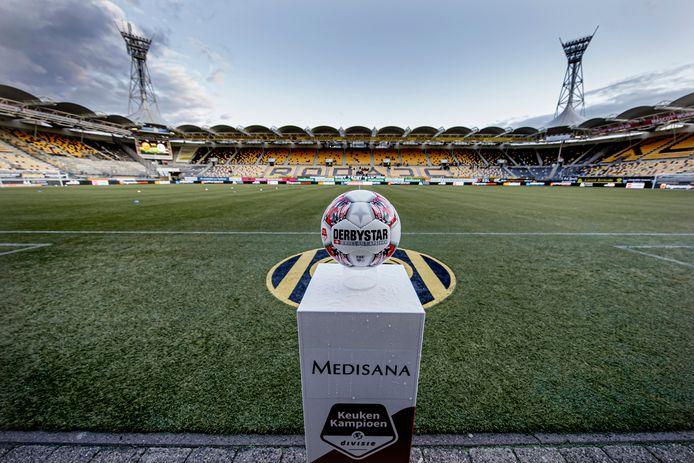 Parkstad Limburg Stadion van Roda JC.