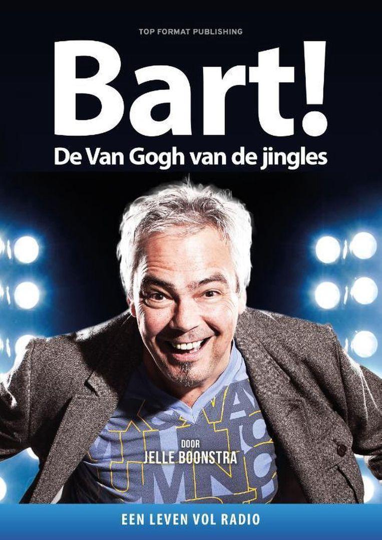 Het boek van Jelle Boonstra over Bart van Gogh. Beeld Top Format