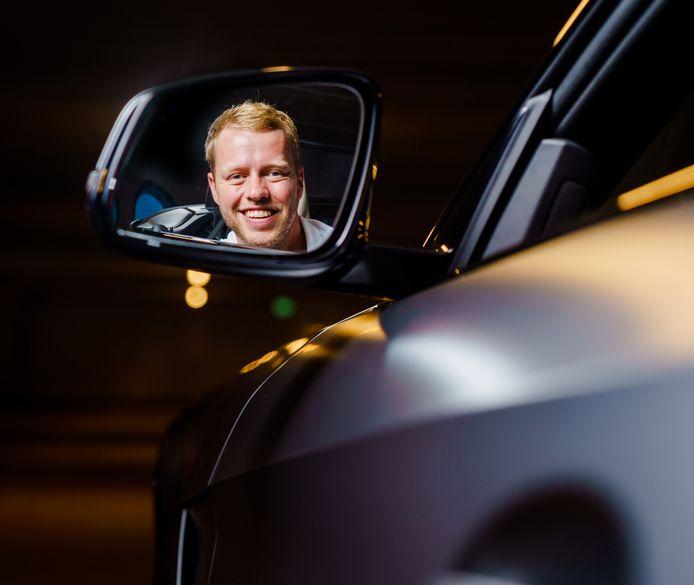 """Jorn de Vries, op zijn 28ste al directeur van Flitsmeister: ,,Als wij iets moois maken en lanceren en daar wordt goed op gereageerd, geeft dat een geweldig gevoel."""""""