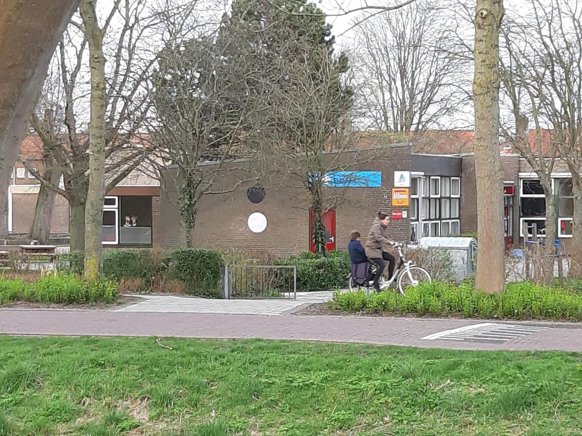 De bso-plus van Juvent en Kibeo is nu nog ondergebracht in basisschool De Meie aan de Grachtweg in Zierikzee.