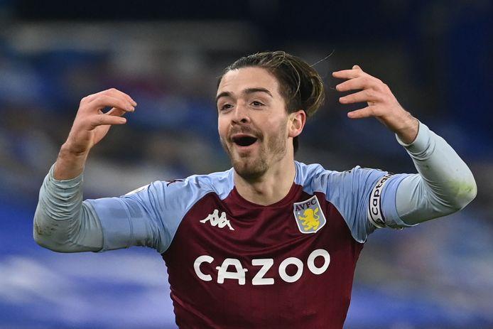 Grealish zal dit weekend niet meespelen tegen Aston Villa.