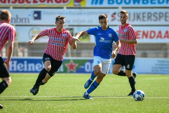 SDC Putten verloor met 0-1 van SV Urk.
