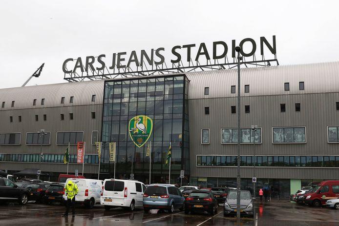 AZ speelt in ieder geval de komende twee thuisduels in het stadion van ADO Den Haag.