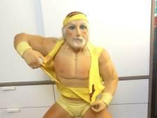 Wie durft Hulk Hogan aan? Ankie zet het worstelicoon te koop op Marktplaats