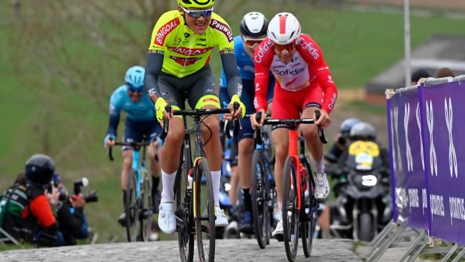 """Mathijs Paasschens laat zich opmerken in Ronde van Vlaanderen: """"Nieuw tenue uitgebreid kunnen tonen op televisie"""""""