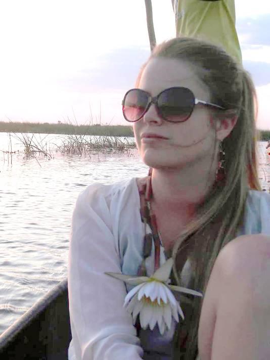 Julie Van den Bulck.