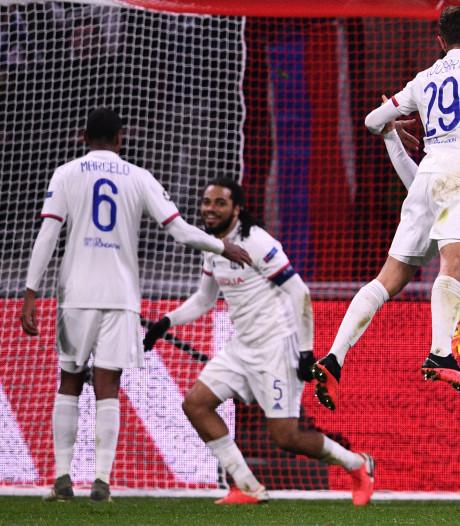 La Juventus et Ronaldo surpris à Lyon
