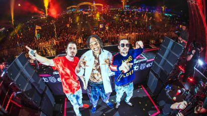 """Vegas & Like Mike lanceren nieuw nummer met Wiz Khalifa: """"Hij was meteen enthousiast"""""""