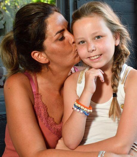 Gepeste Suze (9) uit Spakenburg bedolven onder duizenden lieve berichten na hartenkreet moeder