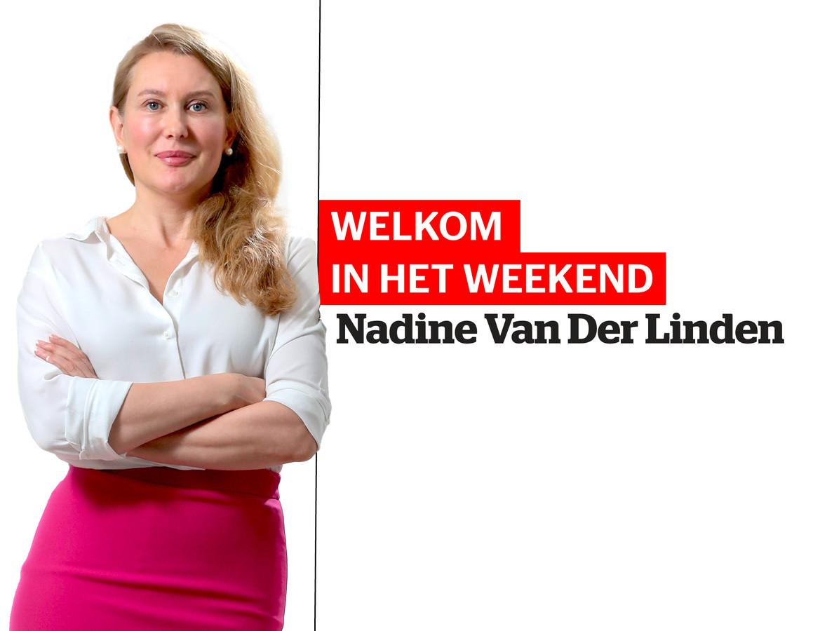Nadine Van Der Linden - Welkom in het weekend.