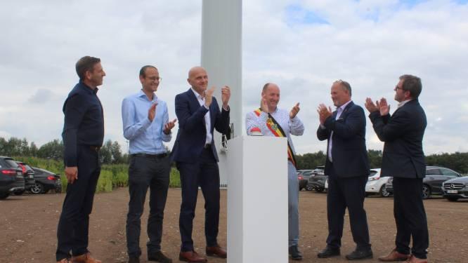 Nieuwe windmolen in Vrouwestraat is er eentje van élke Eeklonaar: stad investeert 1,8 miljoen