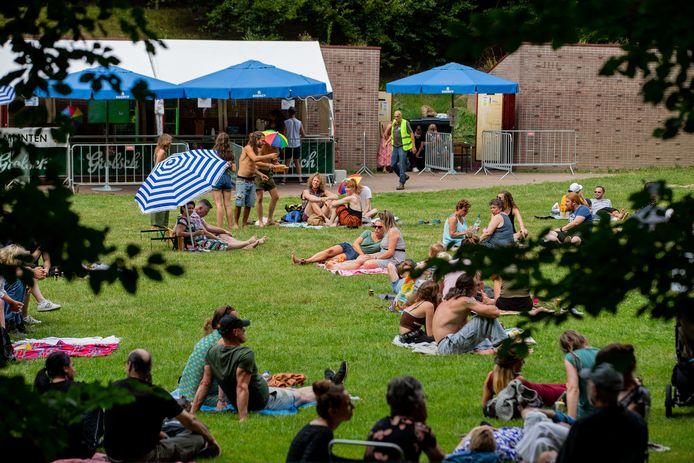 Park Open in het Sonsbeekpark in Arnhem.