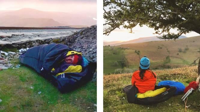 """Dormir à la belle étoile: le """"bivvying"""" est la nouvelle tendance camping"""