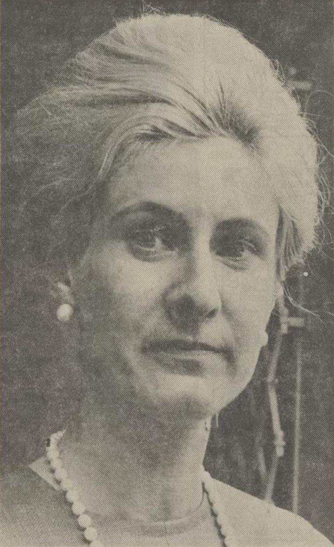 Ilse Kreymborg.     Beeld