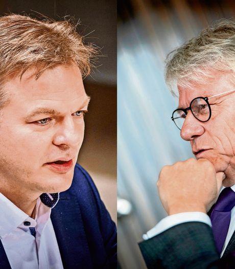 'Breuk met Omtzigt lijmen', bepleit CDA-prominent John Berends. 'Van belang voor openbaar bestuur'