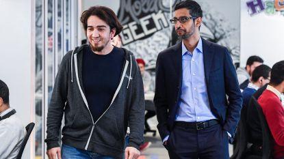 """Topman Google brengt bezoek aan MolenGeek: """"Ons project heeft hem persoonlijk geraakt"""""""