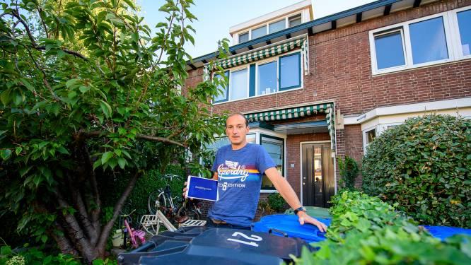 Daniël stomverbaasd, huis verhuurd zónder dat hij het wist: 'Toeristen stonden al voor de deur'