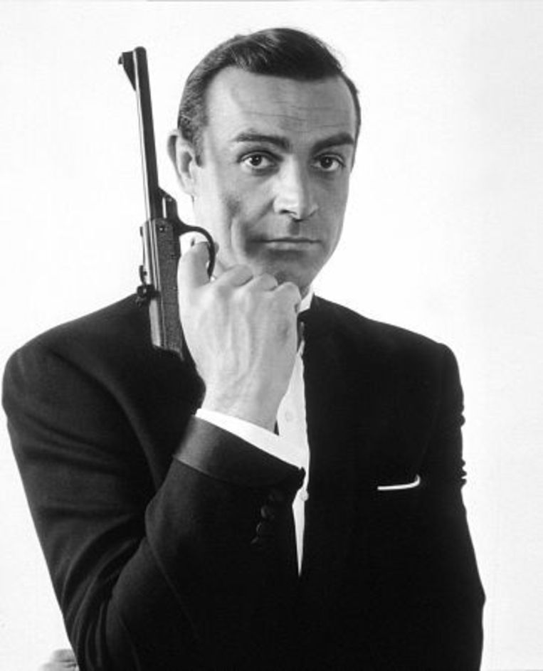 Sean Connery. Beeld UNKNOWN