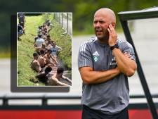 IJsbad als symbool voor frisse blik: Feyenoord wil samenwerken met Braziliaanse academie