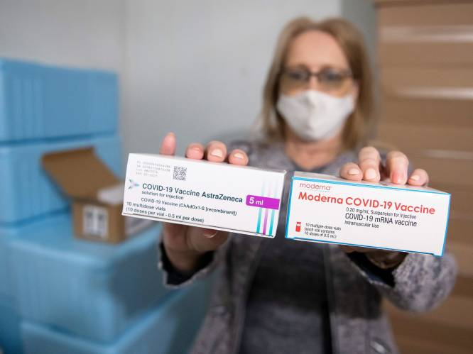 """Hoge Gezondheidsraad bevestigt: AstraZenecavaccin ook voor 55-plussers, én meer tijd tussen beide prikken, Vandenbroucke noemt advies """"cruciaal voor vaccinatiestrategie"""""""