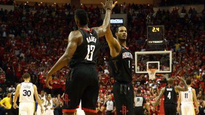Alle hens aan dek in NBA: Rockets op weg om titelverdediger voor het eerst sinds 2014 uit de finale te houden