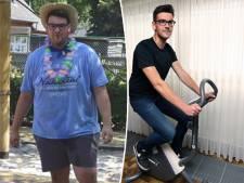 """Thomas a perdu 60 kg en moins d'un an: """"Je me sens enfin bien dans ma peau"""""""