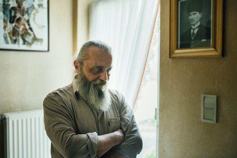 Recep Yagizoglu (62). Beeld Joris Casaer