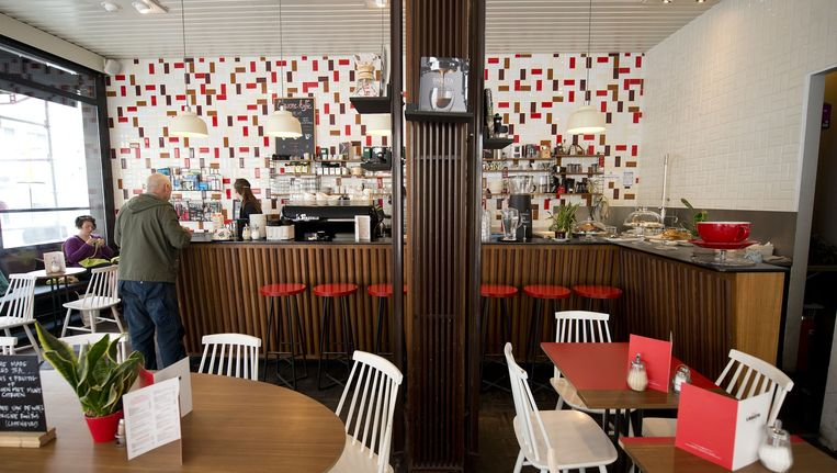Café Labath in Gent. Beeld unkown
