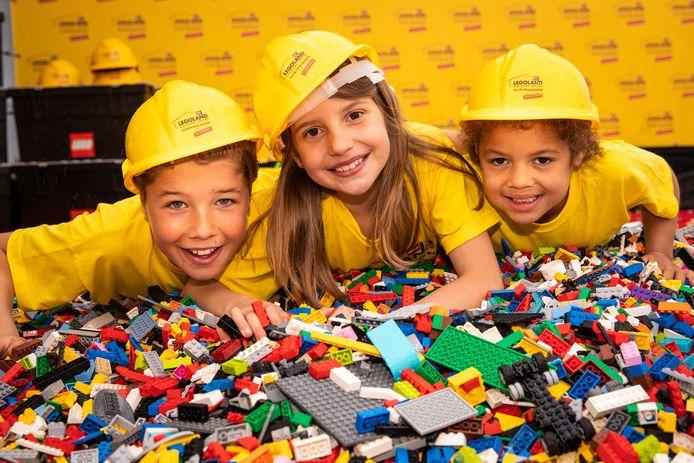 Het nieuwe Legoland Discovery Centre gaat vanaf volgende week donderdag open.
