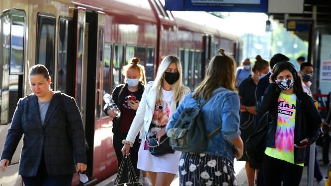 Qbuzz: 'Fijn dat mondkapjesplicht op treinstations en bij bushaltes vervalt'