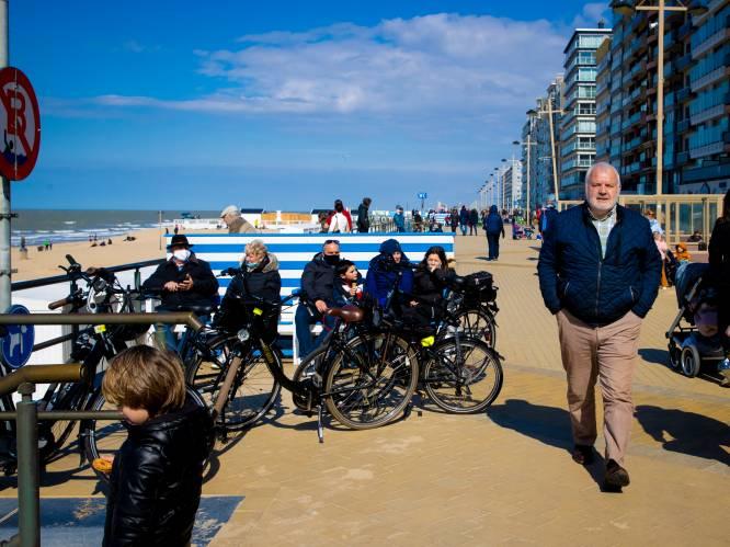 """INTERVIEW. Jean-Marie Dedecker blijft bij plan om terrassen op 1 mei te openen: """"Vandenbroucke is nog niet klaar met mij"""""""